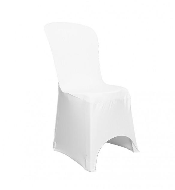 Louez Cette Housse De Chaise En Lycra Blanc Convient Tout Type Sauf Avec Accoudoirs La Blanche Est Un Lment Important